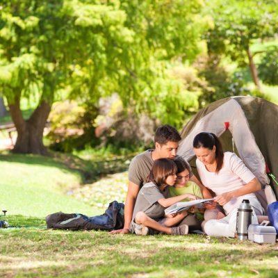 Essentielle ting til campingferien